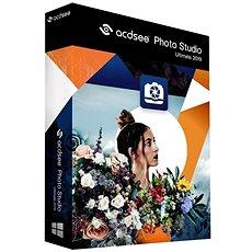 ACDSee Photo Studio Ultimate 2019  EN (elektronická licence) - Grafický software