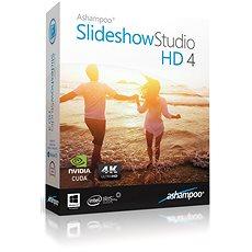 Ashampoo Slideshow Studio HD 4 (elektronická licence) - Grafický software