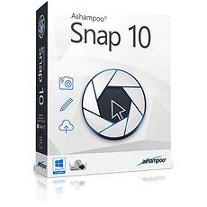 Ashampoo Snap 10 (elektronická licence) - Kancelářská aplikace
