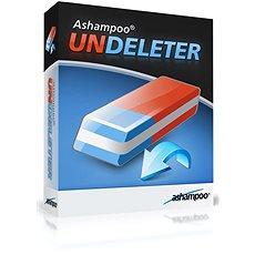 Ashampoo Undeleter (elektronická licence) - Kancelářská aplikace