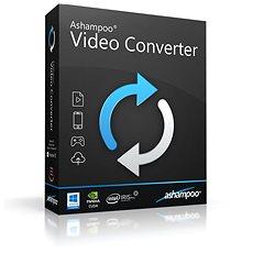 Ashampoo Video Converter (elektronická licence) - Software
