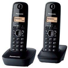 Panasonic KX-TG1612FXH DECT SMS Duo - Telefon pro pevnou linku