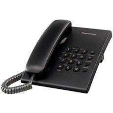 Panasonic KX TS500FXB - Telefon pro pevnou linku