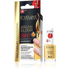 EVELINE Cosmetics Spa Nail conditioner Argan elixir 12 ml - Olej