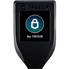 TREZOR Model T - Hardware peněženka