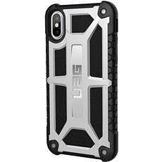 UAG Monarch case, platinum - iPhone XS/X - Kryt na mobil