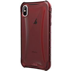 UAG Plyo Case Crimson Red iPhone XS Max - Kryt na mobil