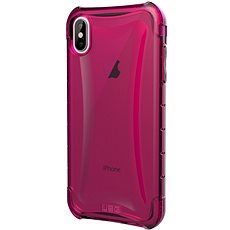 UAG Plyo Case Pink iPhone XS Max - Kryt na mobil