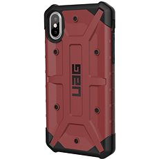 UAG Pathfinder Case Carmine Red iPhone XS/X - Kryt na mobil