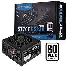 SilverStone Strider Essential 80Plus ST70F-ES230 700W - Počítačový zdroj