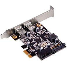 SilverStone EC04-E USB 3.0 - Řadič