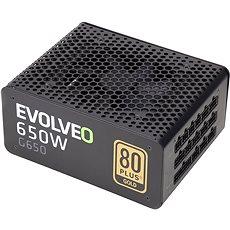 EVOLVEO G650 černý - Počítačový zdroj