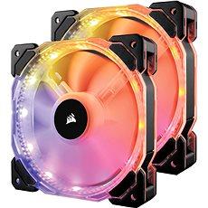 Corsair HD140 RGB LED High Performance 140mm PWM - Ventilátor do PC