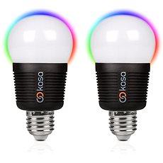 VEHO KASA LED žárovka E27 VKB-006-E27TP barevná 2ks - LED žárovka
