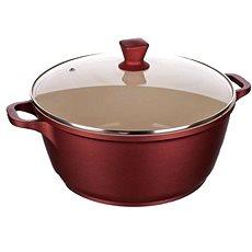BANQUET Gourmet ceramia Hrnec s pokl. 4.5l, 24cm A11379 - Hrnec