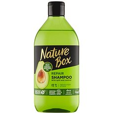 NATURE BOX Shampoo Avocado Oil 385 ml - Přírodní šampon