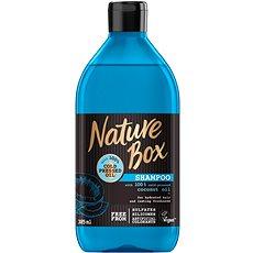 NATURE BOX Shampoo Coconut Oil 385 ml - Přírodní šampon
