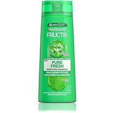GARNIER Fructis Pure Fresh Strengthening Shampoo 400 ml - Šampon