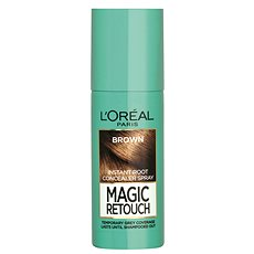 ĽORÉAL PARIS Magic Retouch Brown 75 ml - Sprej na odrosty