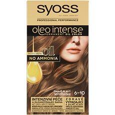 SYOSS Oleo Intense 6-10 Tmavě plavý 50 ml - Barva na vlasy