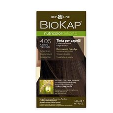 BIOKAP Nutricolor Delicato Natural light Chestnut Gentle Dye 5.0 140 ml  - Přírodní barva na vlasy