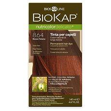 BIOKAP Nutricolor Extra Delicato + Titian Red Gentle Dye 8.64 140 ml                             - Přírodní barva na vlasy