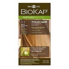 BIOKAP Nutricolor Extra Delicato + Extra Light Golden Blond Gentle Dye 9.30 140 ml             - Přírodní barva na vlasy
