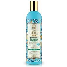 NATURA SIBERICA Rakytníkový šampon pro všechny typy vlasů 400 ml - Přírodní šampon