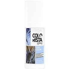 ĽORÉAL PARIS Colorista Spray 1-Day Color Pastel Blue Hair 75 ml - Barevný sprej na vlasy
