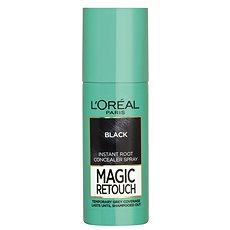 ĽORÉAL PARIS Magic Retouch 1 Black 75 ml - Sprej na odrosty