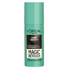 ĽORÉAL PARIS Magic Retouch 2 Dark Brown 75 ml - Sprej na odrosty