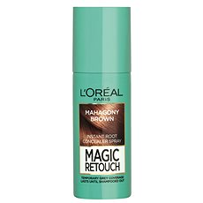 ĽORÉAL PARIS Magic Retouch 6 Mahagony Brown 75 ml - Sprej na odrosty