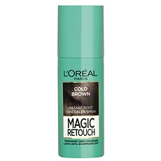 ĽORÉAL PARIS Magic Retouch 7 Cold Brown 75 ml - Sprej na odrosty