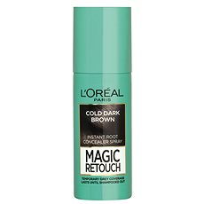 ĽORÉAL PARIS Magic Retouch 8 Cold Dark Brown 75 ml - Sprej na odrosty