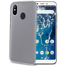 CELLY Gelskin pro Xiaomi Mi A2 bezbarvý - Kryt na mobil