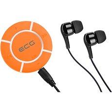 ECG PMP 10 4GB Orange - MP3 přehrávač