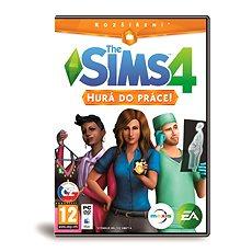 The Sims 4: Hurá do Práce - Herní doplněk