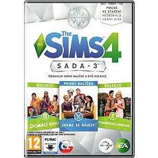The Sims 4 Bundle Pack 3 - Herní doplněk