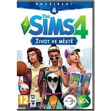 The Sims 4: Život ve městě - Herní doplněk