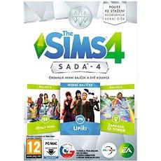 The Sims 4 Bundle Pack 4 - Herní doplněk