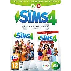 The Sims 4: Psi a Kočky bundle (Plná hra + rozšíření) - Hra pro PC