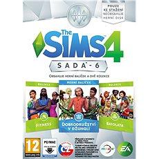 The Sims 4 Bundle Pack 6 - Herní doplněk