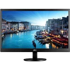 """20"""" AOC e2070swn - LCD monitor"""