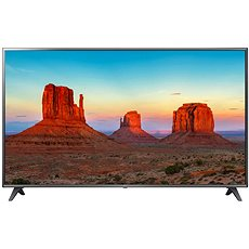 "75"" LG 75UK6200PLB - Televize"