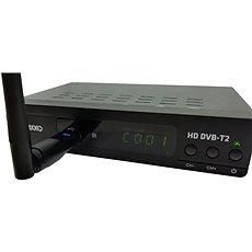 Maxxo DVB-T2 HEVC/H.265 wifi - DVB-T2 přijímač