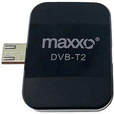 Maxxo T2 HEVC/H.265 Mobile HD TV tuner  - DVB-T2 přijímač