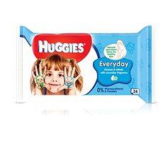 HUGGIES Travel Pack 24 ks - Dětské vlhčené ubrousky