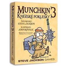 Munchkin 3. rozšíření – Kněžské poklesky - Rozšíření karetní hry