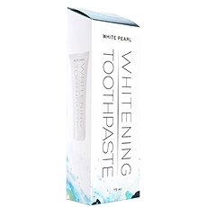 WHITE PEARL Whitening 75 ml - Zubní pasta