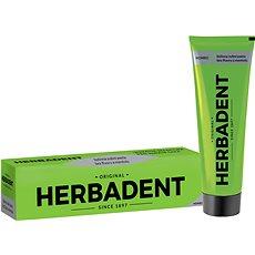 HERBADENT HOMEO bylinná zubní pasta s ženšenem 100 g  - Zubní pasta